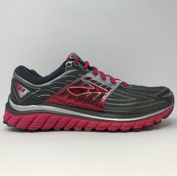 a475ce7107318 Brooks Shoes - Brooks Glycerin 14 Running Shoes Women 7.5 B11
